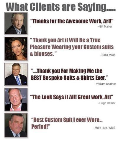 celebrity-testimonials