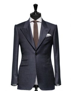 suit-1-button-peak-lapels-ticket-pocket