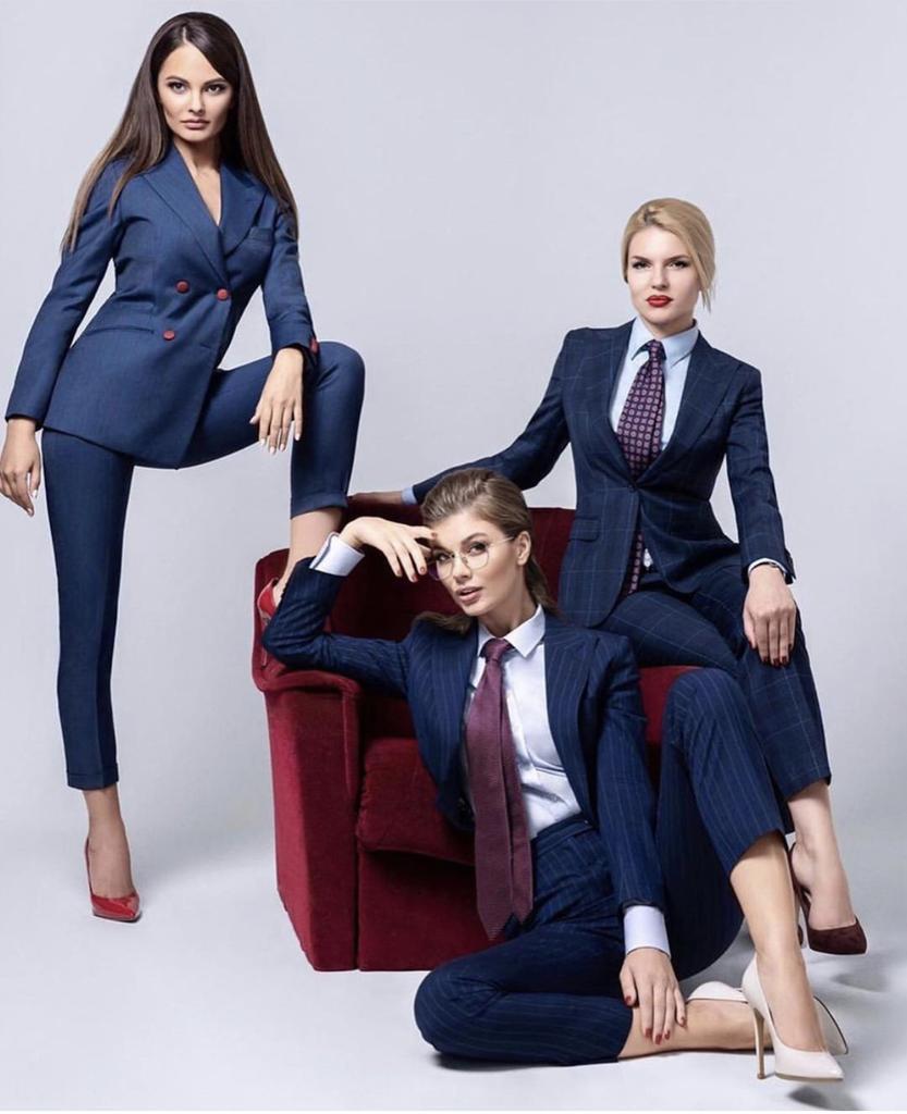 Women's blue 1