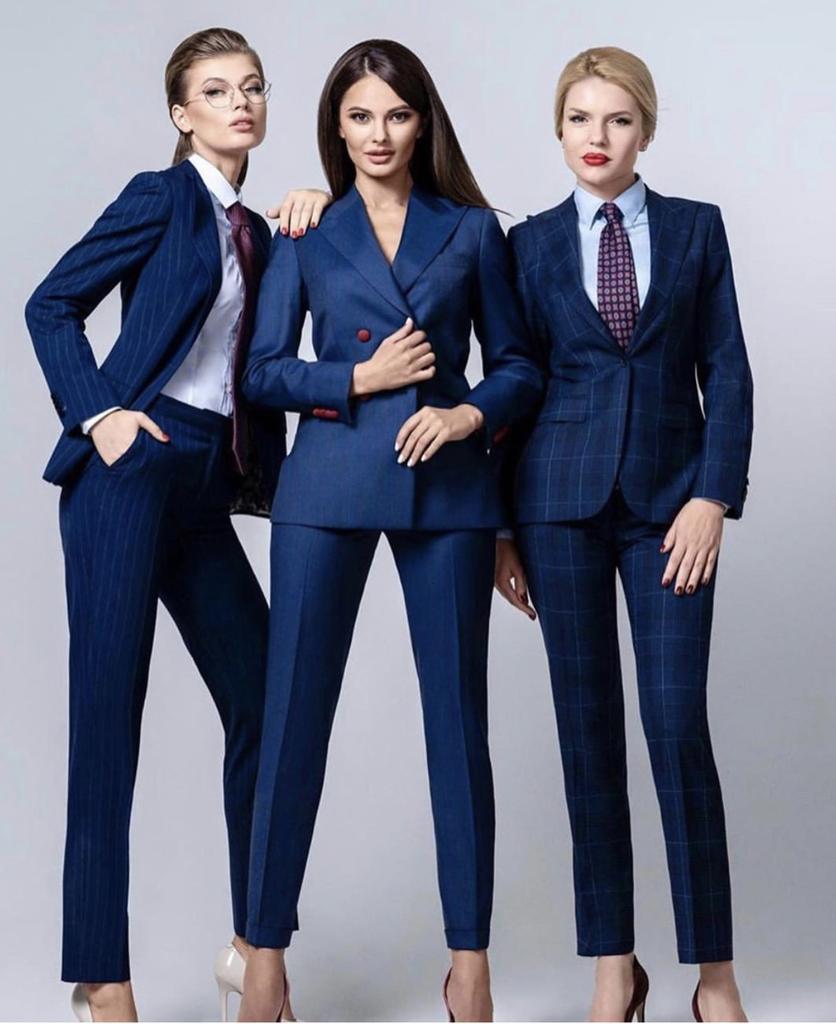 Women's blue